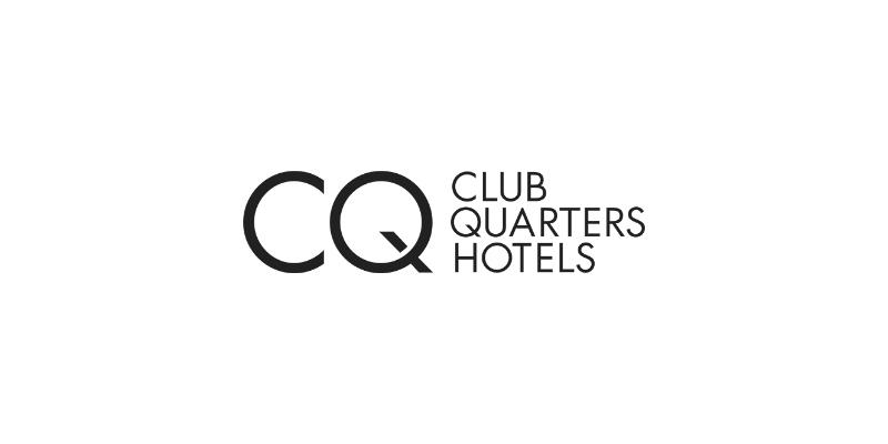 CQ Club Quarters Hotels Logo