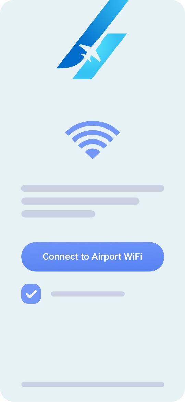 Screen - WiFi Example 1